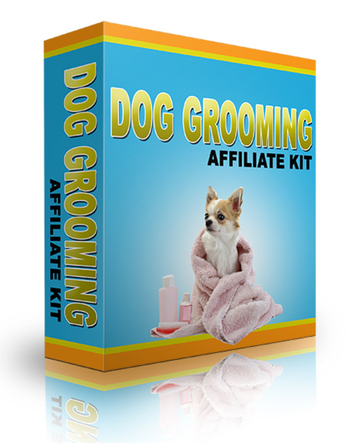 Product picture Dog Grooming Affiliate Kit