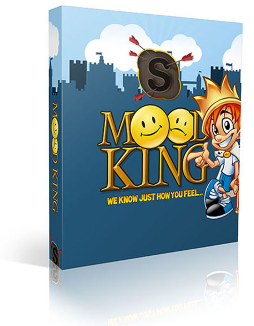 Product picture Mood King Software With Resell Rights
