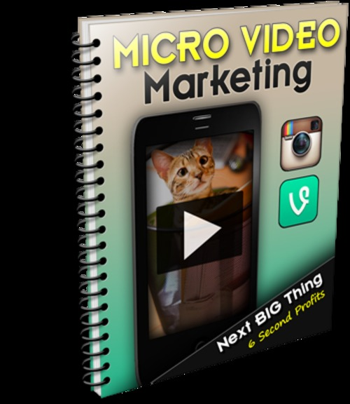 Product picture Micro Video Marketing
