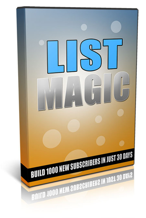 Product picture List Magic 2014 Audio And Video