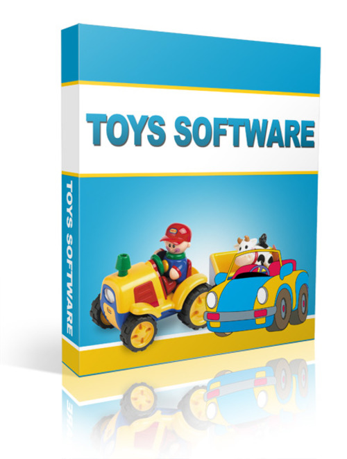 Product picture New Toys Software With  Master Resell Rights