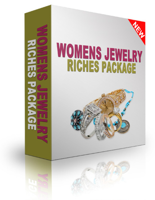 Product picture Women Jewelry Riches Pack