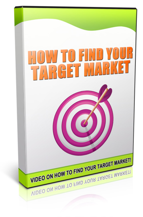 Product picture Find Your Target Market
